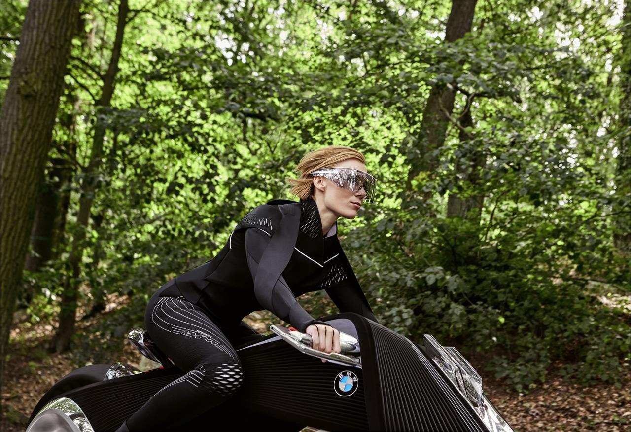 BMW Motorrad VISION NEXT 100: Bienvenidos al futuro - foto 26