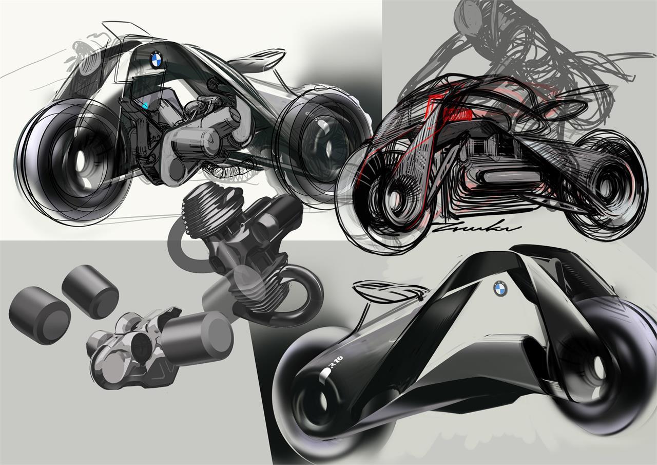 BMW Motorrad VISION NEXT 100: Bienvenidos al futuro - foto 19