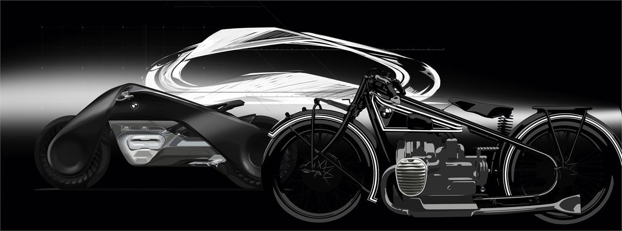 BMW Motorrad VISION NEXT 100: Bienvenidos al futuro - foto 16