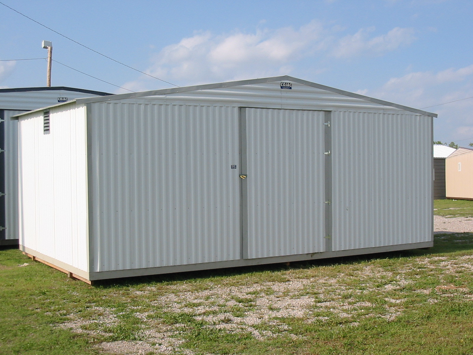 Cojac Portable Buildings Coupons Near Me In Oklahoma City