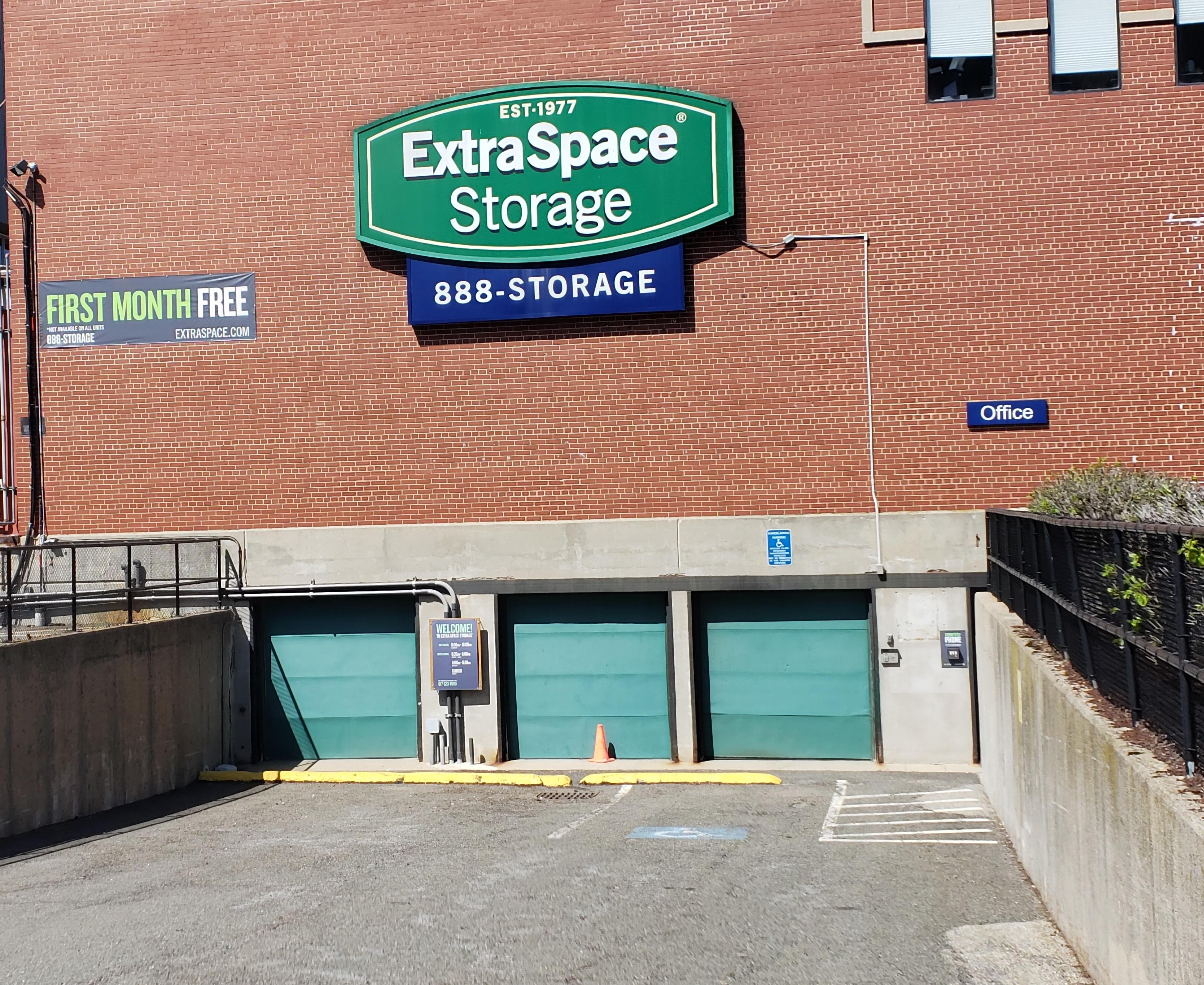 Extra Space Storage Somerville Massachusetts Ma