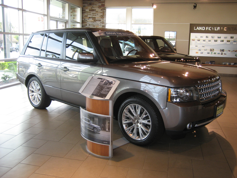 Land Rover Pasadena 3485 E Colorado Blvd Pasadena CA Land Rover