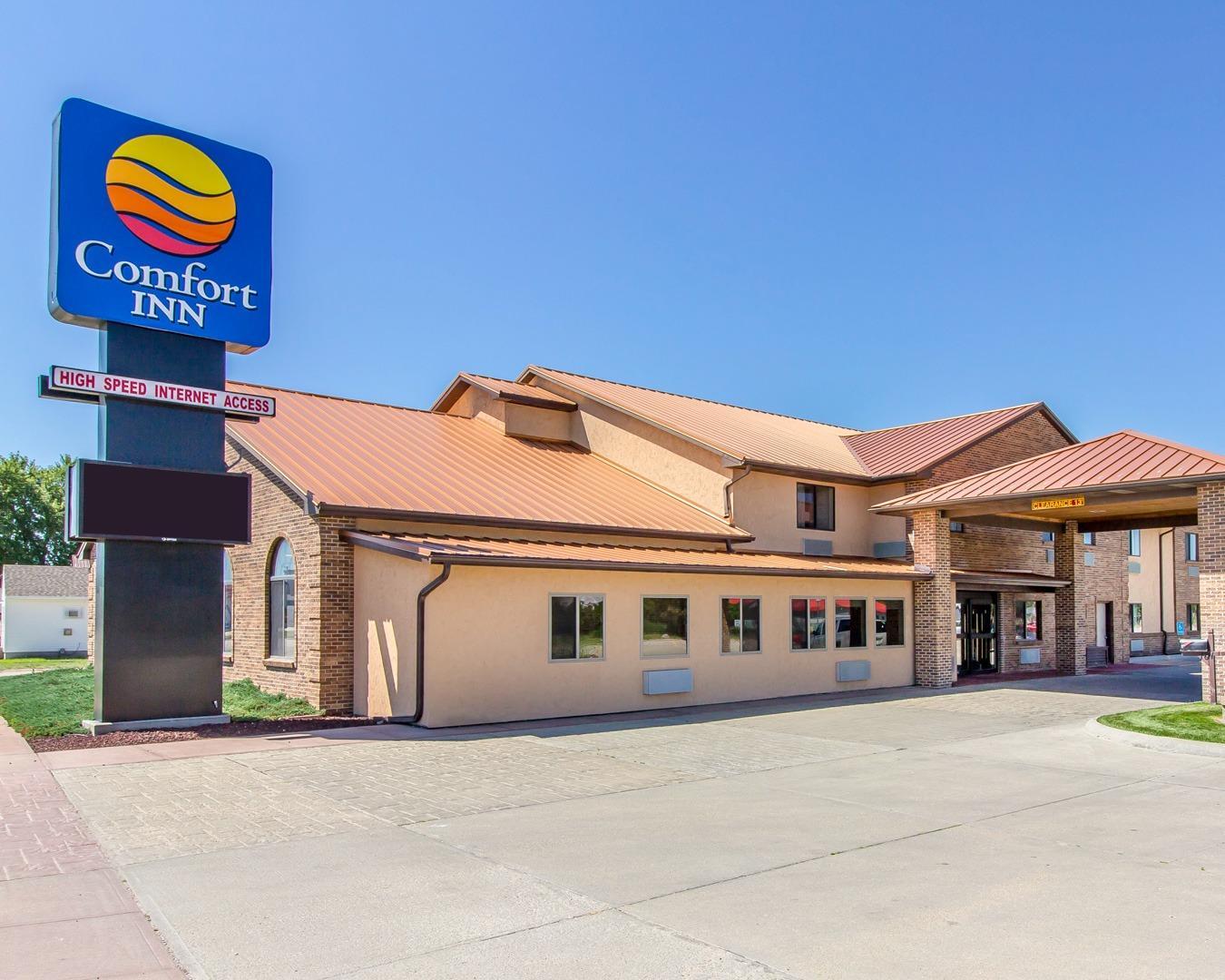 Comfort Inn In Valentine NE 402 376 3