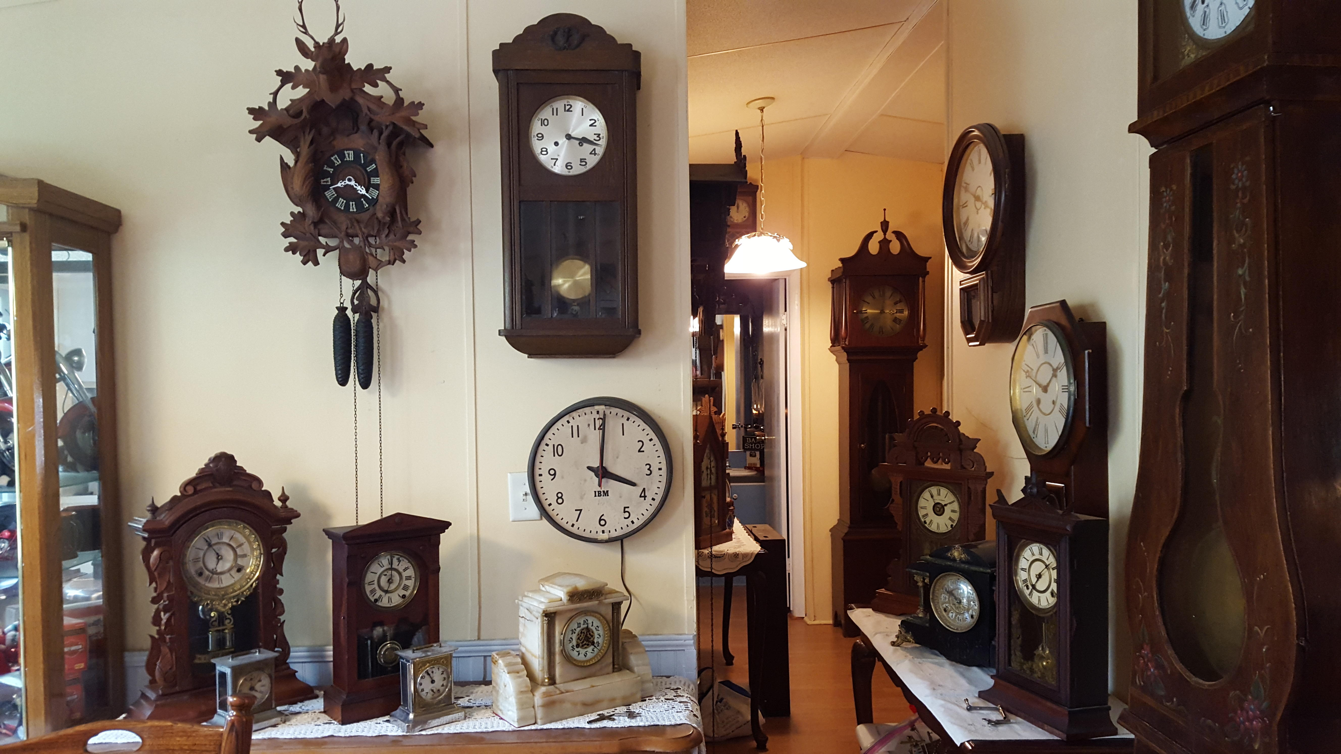 Captain Mikes Clock Shop Coupons Near Me In Charleston