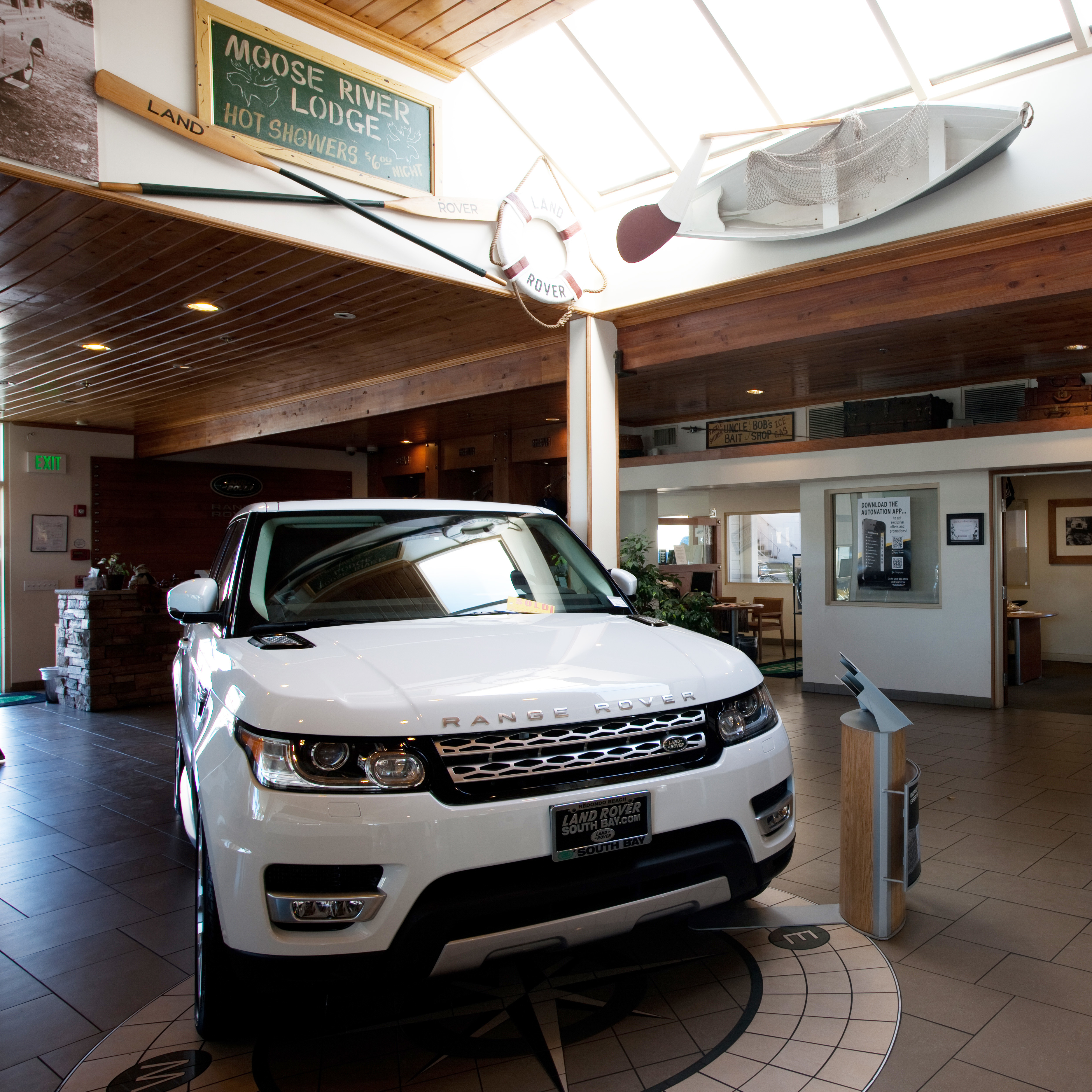 Land Rover South Bay Service Center 900 N Pacific Coast Highway