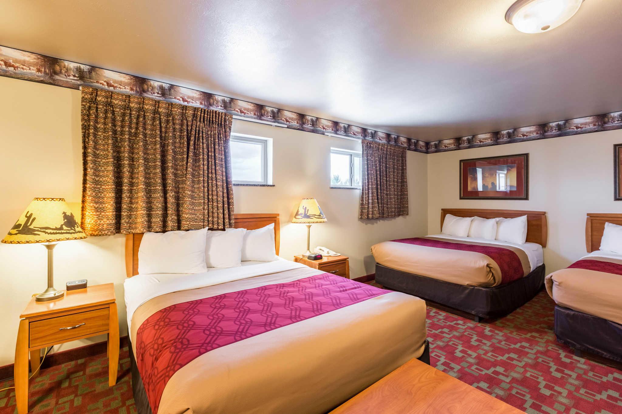 Econo Lodge Inn Amp Suites Valentine Nebraska NE