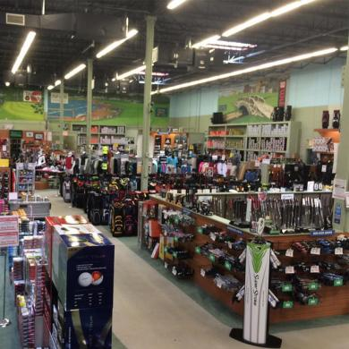 Golf Store in Cranston  RI   Golfers Warehouse PrevNext