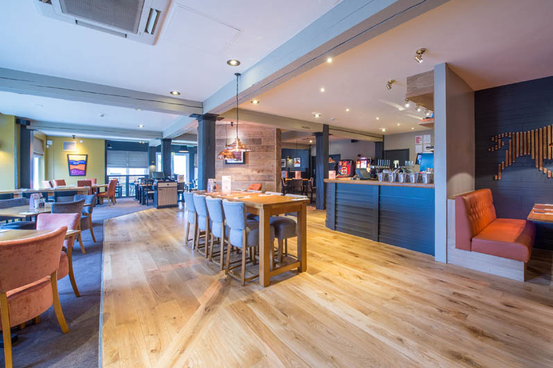 Beefeater Farmhouse Restaurants In Crewe CW2 8SD