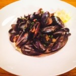 Steamed Mussels at Paterno's at the Park Italian Restaurant Charleston WV