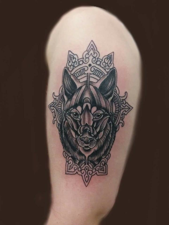 Kentucky Malibu Girl Tattoo Owensboro