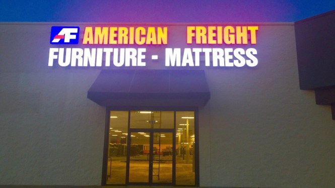 American Freight Furniture And Mattress 1002 Tx 340 Loop B Bellmead S Mapquest