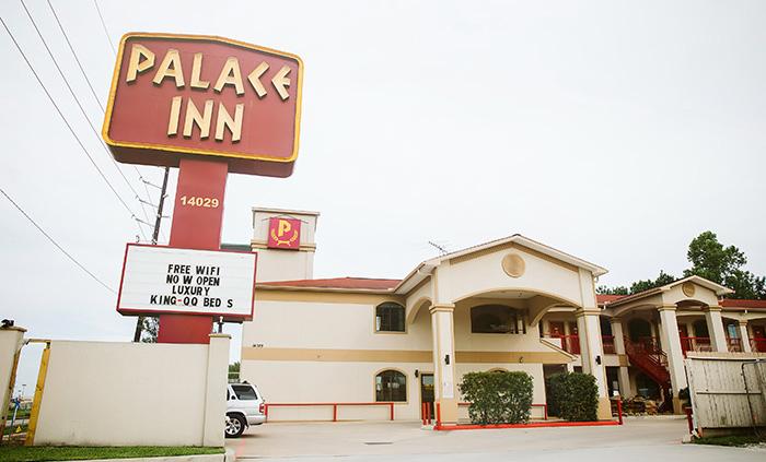 Palace Inn 290 & Fairbanks In Houston, TX (Hotels & Motels