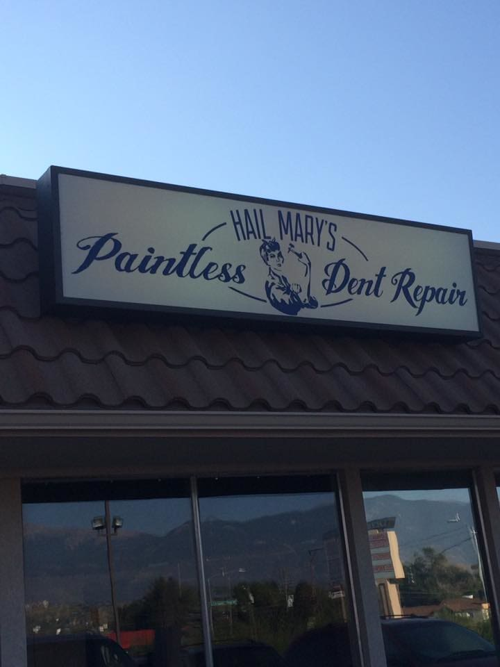 Hail Mary S Paintless Dent Repair Coupons Near Me In
