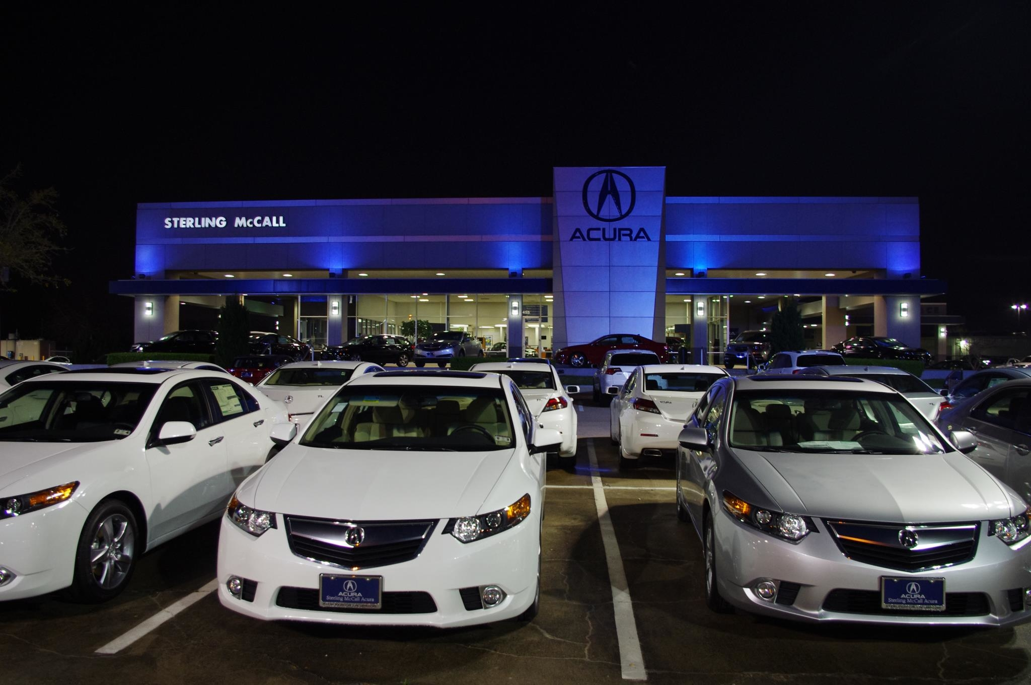 Sterling McCall Acura Southwest Freeway Houston TX Auto