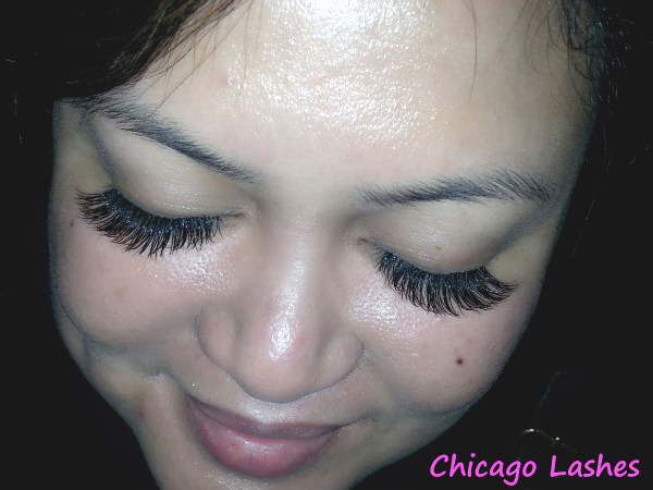 Double Thick Dramatic Lash Extensions