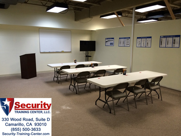 Security Courses Near Me