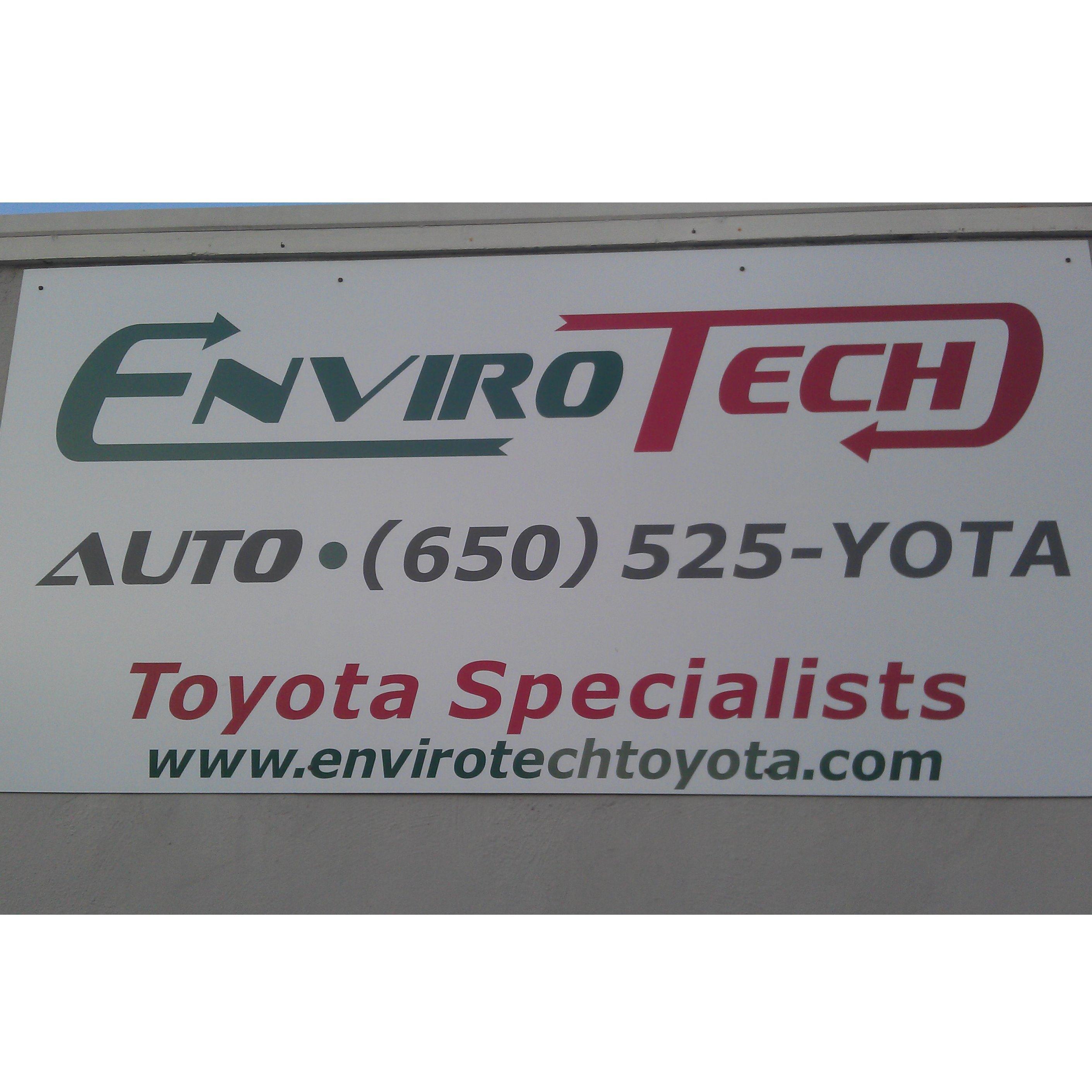 Envirotech Toyota Lexus Scion Independent in San Mateo CA 650