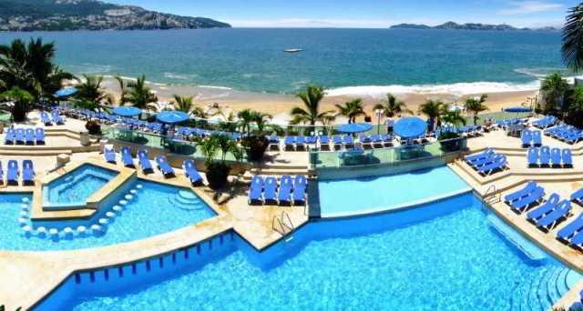 Resultado de imagen de hotel copacabana acapulco