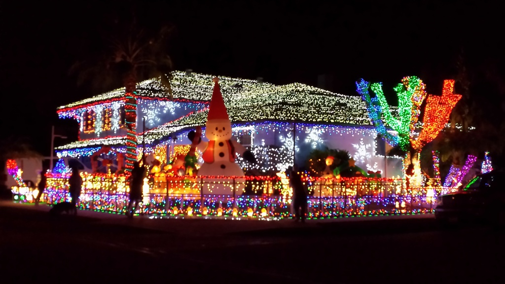 Map Where You Told Us To See The Best Christmas Lights In