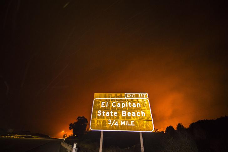 El Capitan Canyon Santa Barbara King