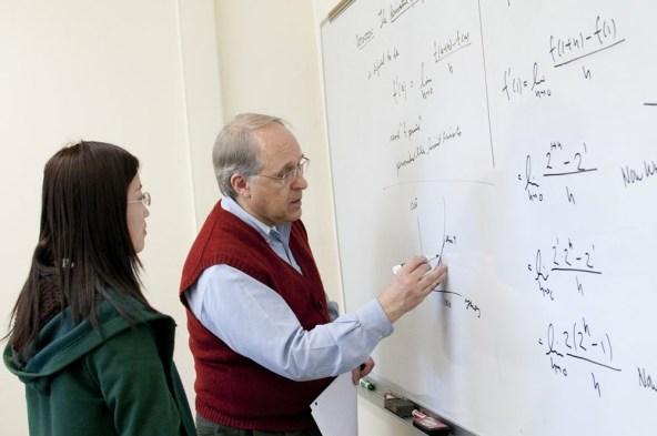 Image result for math professor college