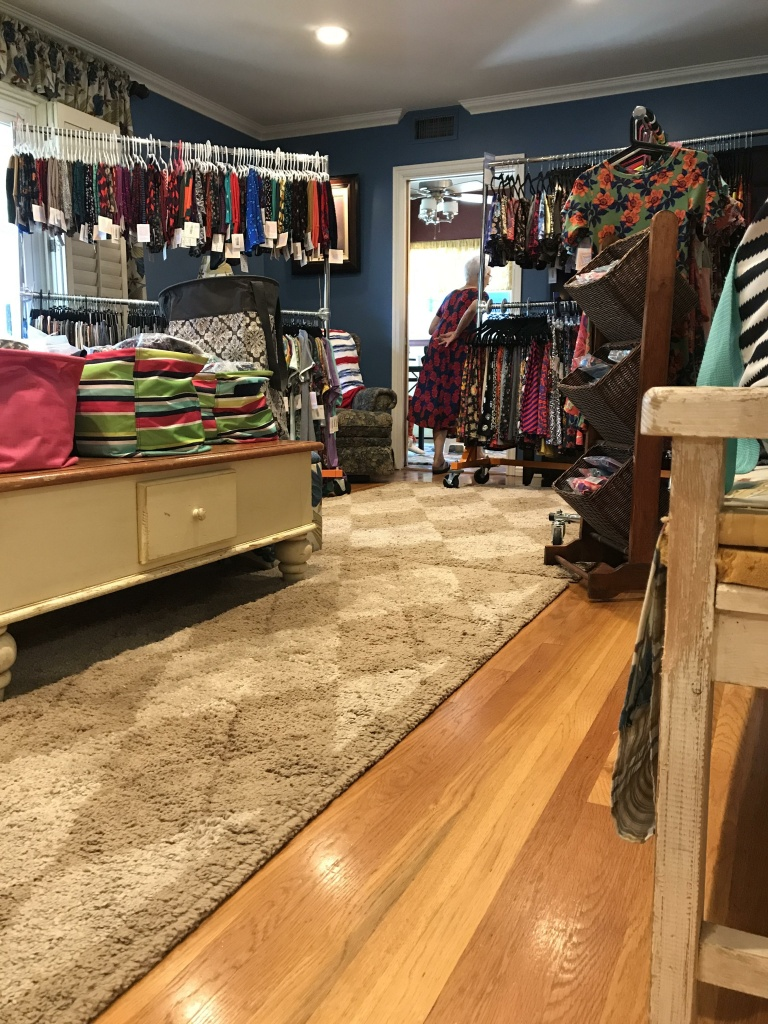 LuLaRoe clothes - It costs about $5000 to become a LuLaRoe retailer, and pop-up parties are a key way to move merchandise, says CEO DeAnne Stidham, who created the company.