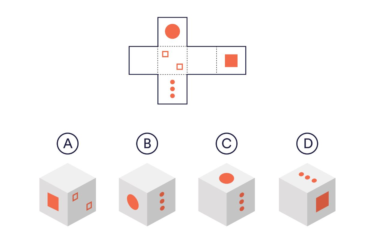 Diagrammatic Reasoning Tests
