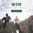 Enter to win a $500 Lifestyle Tee Wardrobe from Seadon. {US UK AU SG} (06/15/2020)