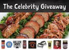 Arv $350 Enter The Celebrity giveaway that includes Rib backs, sauces and tools and so much more (09/09/2019) {WW} see rules Must pick up or pay for shipping