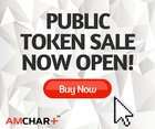 Our Token Sale has begun! Starting today, you'll have a whole month to take a step forward to be part of a game-changer medical records system. Find out more here: www.amchart.io