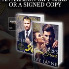 Win a $25 Amazon Gift Card from Author Ivy Layne - 2 winners! {WW} (6/19)