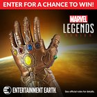 Win an Infinity Gauntlet from Marvel Toy News {US CA} (10/26/2018)