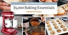 Win $5000 in Baking Essentials or one of three $250 Prize Packs {US}(10/2/18)