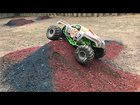 The first Axial Jam episode. An RC event replicated after Monster Jam!