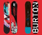 Win a pair of his and hers Burton snowboards (12/13/2017) {??}