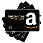Win 1 of 4 $25 Amazon Gift Cards 2/12