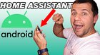 Home Assistant Android Companion App - Sensors & Notifications (Video Tutorial)