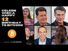 Happy Birthday Bitcoin! Celebs Mark the 12 Year Anniversary of the Bitco…