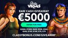 €5000 RAW Cash Giveaway hosted by SlottyVegas & ClassyBeef! (02/29/2020) {??}
