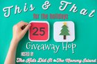 This or That $50 Amazon Giveaway (11/27/2018) {US}