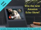 Win the New Amazon Echo Show + More Smart Home Electronics - ends 6/30 {US only}