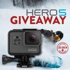 Win a GoPro Hero 5 ARV $400 (09/19/2017) {??}
