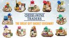Win 1 of 12 Meat, Cheese & Wine Gift Baskets {US} (12/15/2018)