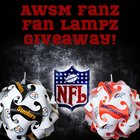 Win 4 NFL Puzzle Lamps for You & 3 Friends {US} (9/27/2018)
