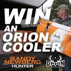 Win an Orion cooler (like a Yeti), ends 2/29/16