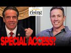 Krystal and Saagar: Cuomo CAUGHT Using State $$$ For Famous Brother During COVID