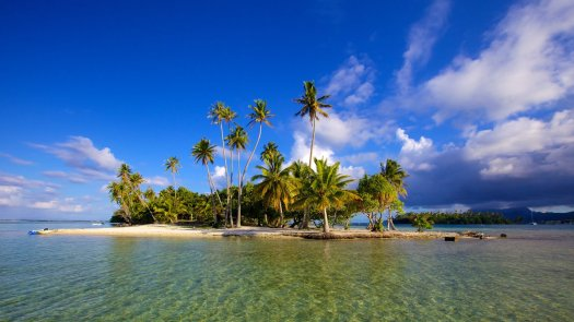 Nature Pictures: View Images of Tahiti Island