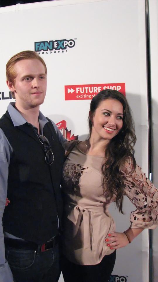 Adam Bogoch and Adelle Tepper