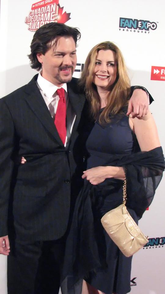 David and Marisa Hayter