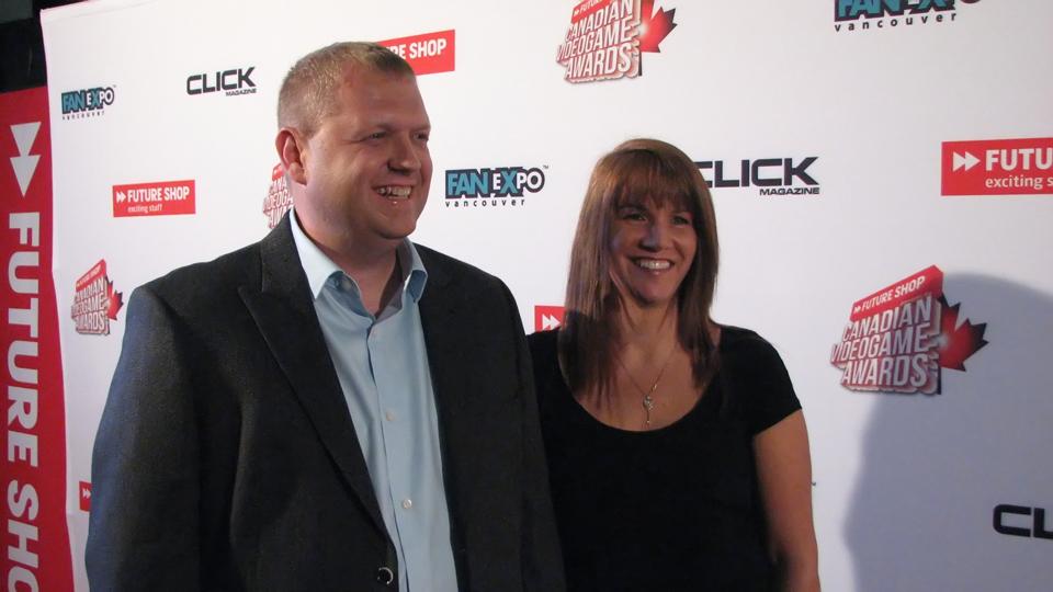 Sean and Cassandra Wilson